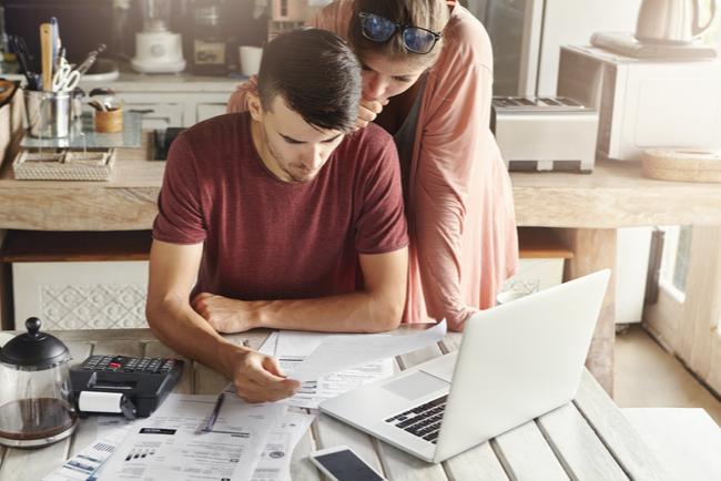 Par undersöker hushållets ekonomi
