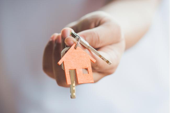 Köp av ny bostad
