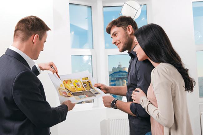 Par som köper bostad söker kontantinsats