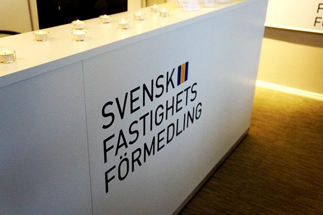 En bild på Svensk Fastighetsförmedlings logga
