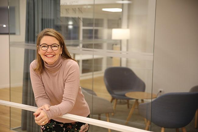 Elisabeth Kalkhäll, Gotlandshems vd