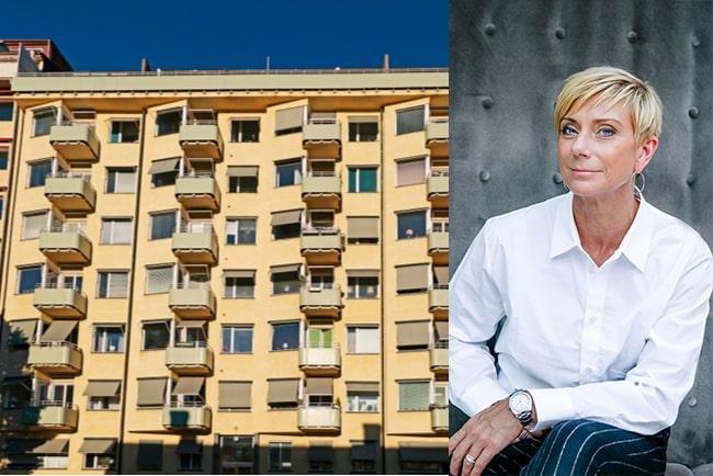 lägenhetshus och liza nyberg, vd för svensk fastighetsförmedling